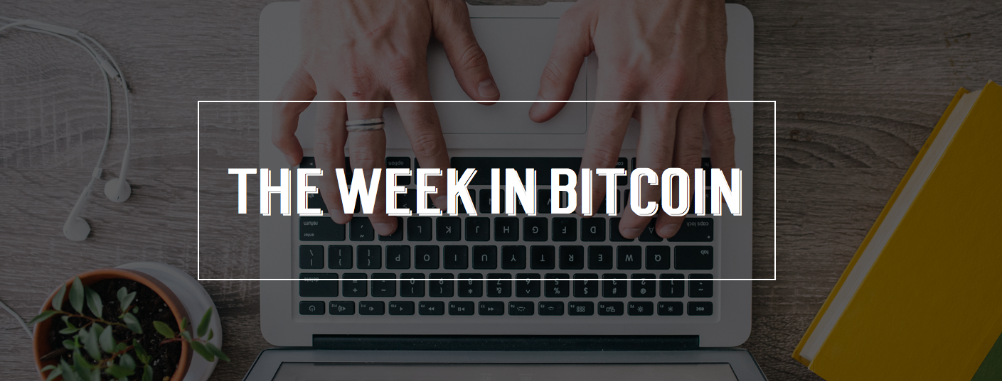 My New Project: The Week In Bitcoin